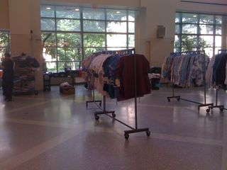 Scrubs for sale in mschony lobby