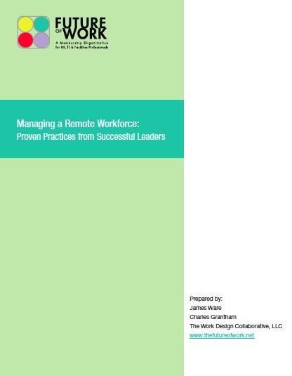 Managing remote workforce