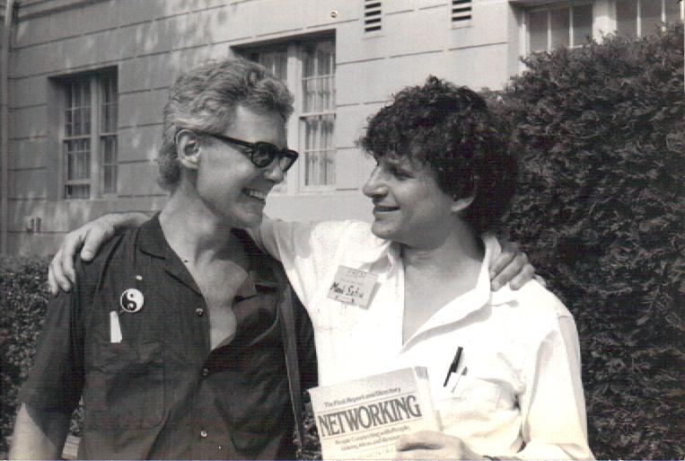 Jeff and Mark in 1982