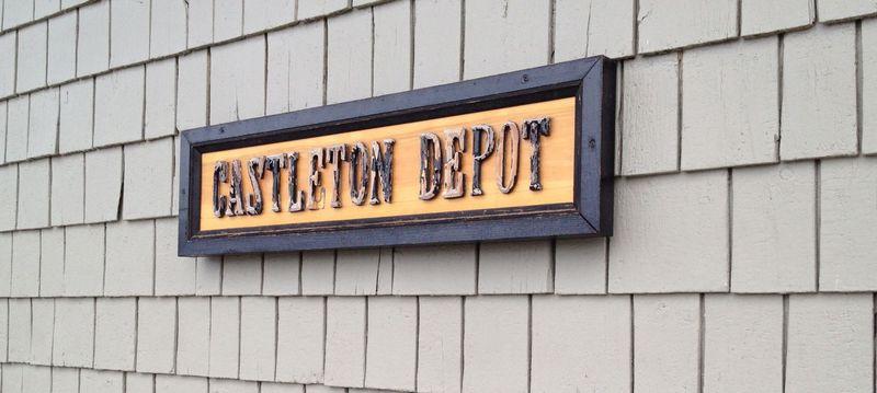 Castleton Depot