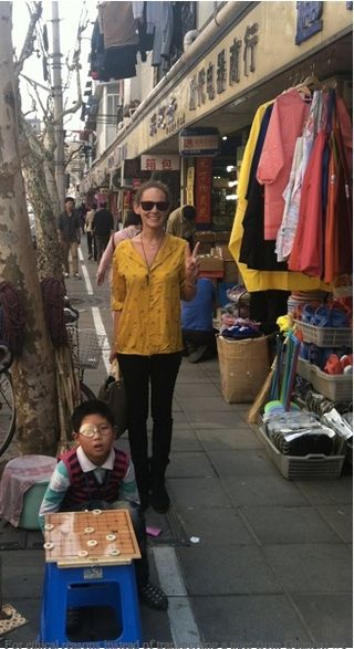 Liza in Zhujiajiao