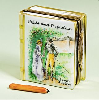 Limoges Pride and Prejudice