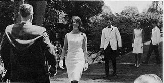 Robin GS graduation 1965