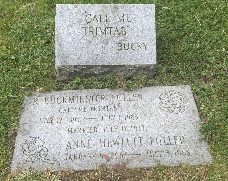 Trimtab marker